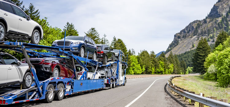 Car Transportation Services | International Car Shipping Services